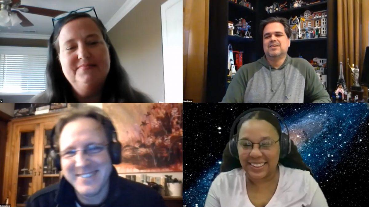 Voices of Varuna author panel